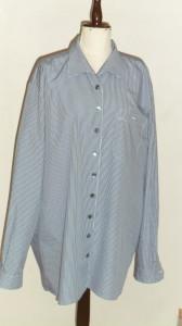 košile s variabilním límcem