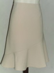 sukně s volánem