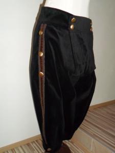 šermířské kalhoty